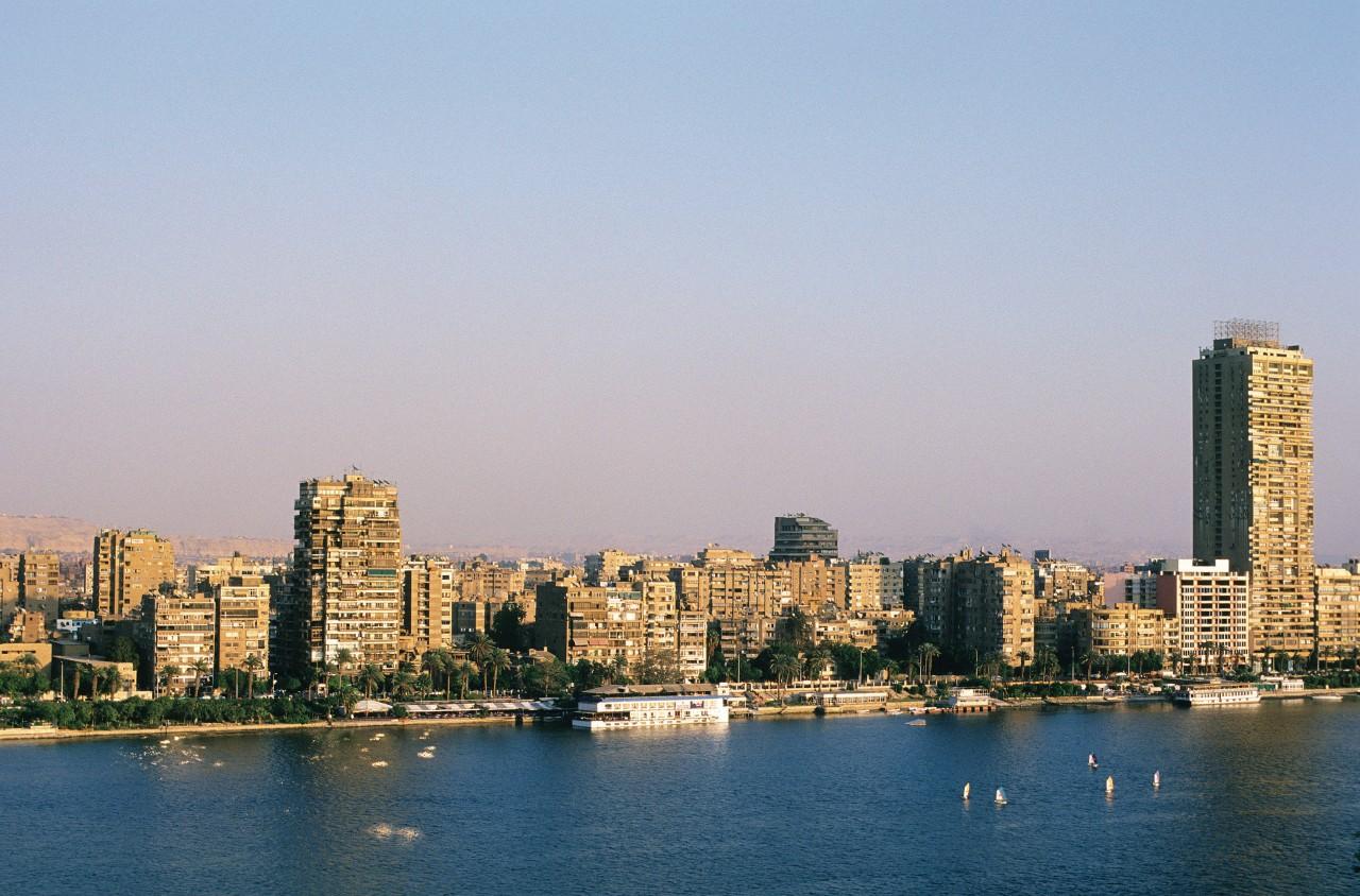 Le Caire, une ville moderne. (© Author's Image))