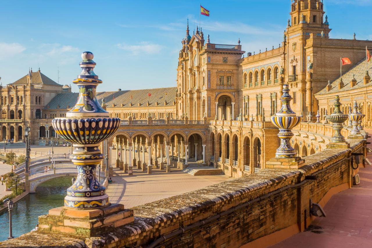 Plaza de España. (© LucVi - Shutterstock.com))