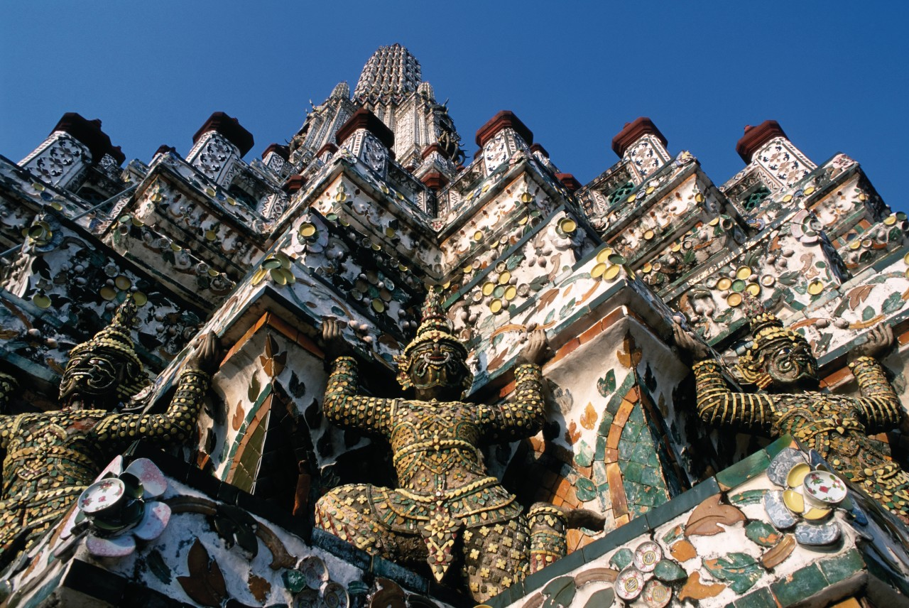 Wat Arun. (© Mickael David - Author's Image))