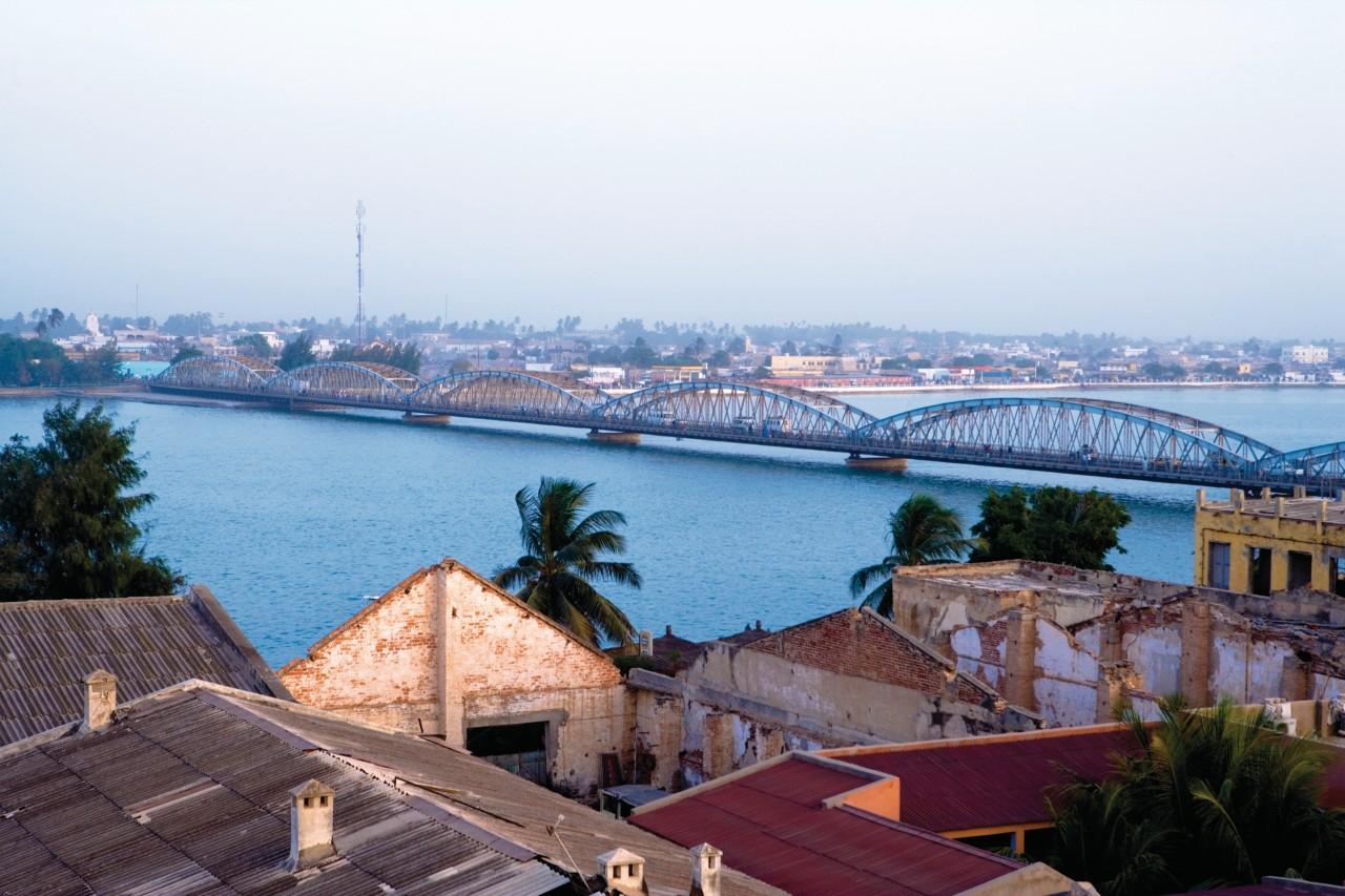 Pont Faidherbe. (© Author's Image))