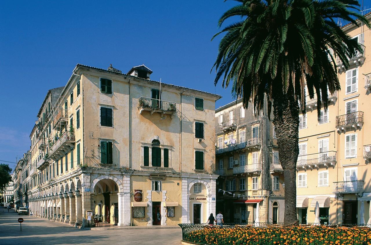Corfou, la vieille ville. (© Alamer - Iconotec))