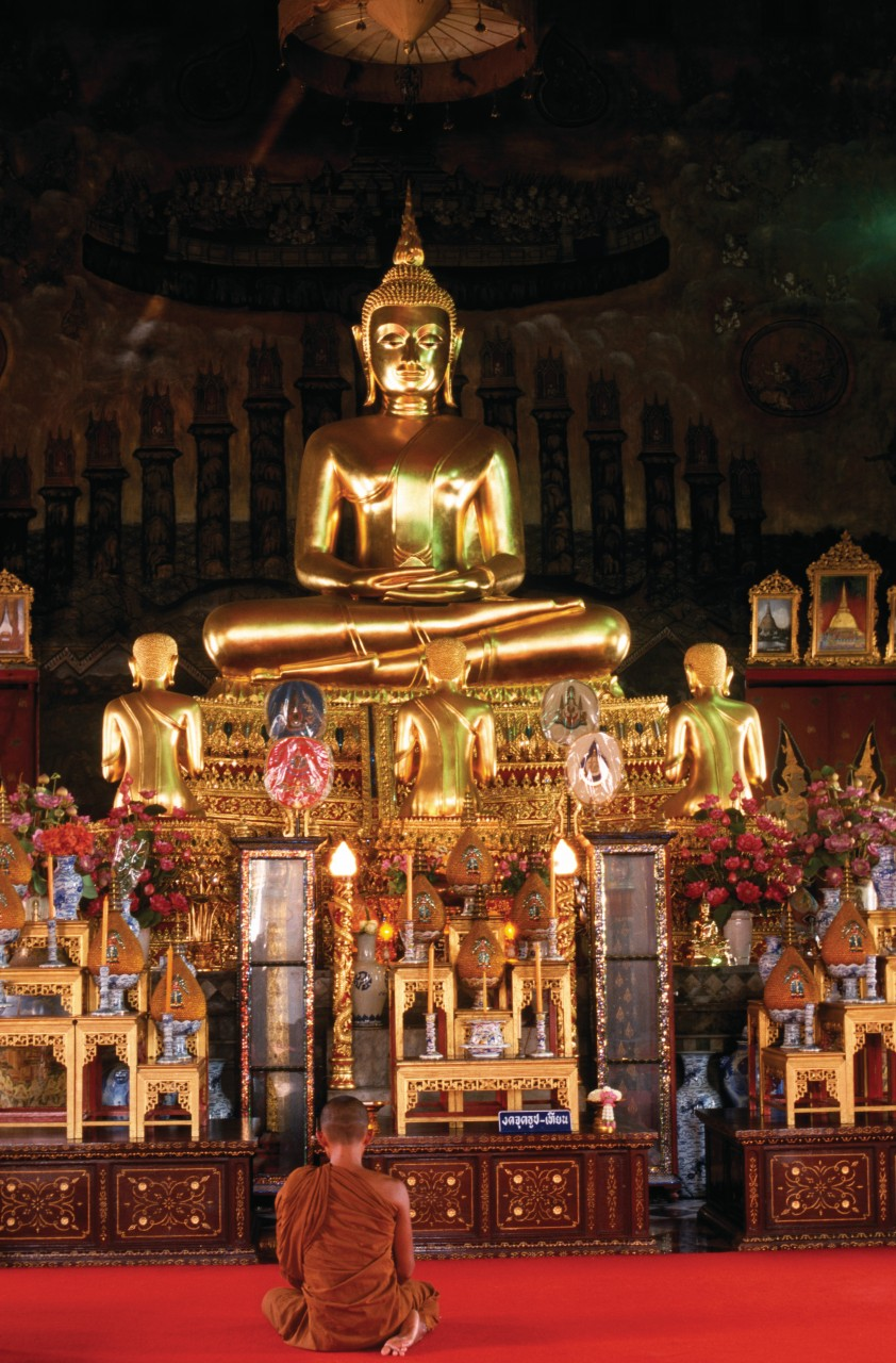 Wat Rakhang. (© Mickael David - Author's Image))