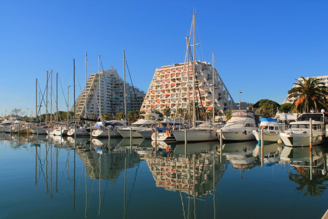 La Grande-Motte. (© Picturereflex - Shutterstock.com))