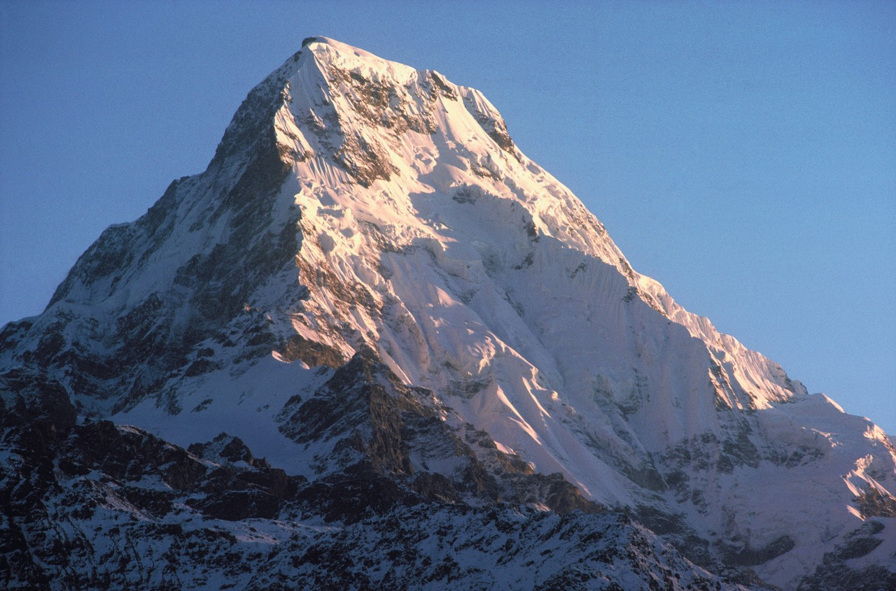 L'Annapurna. (© Thierry Lauzun - Iconotec))
