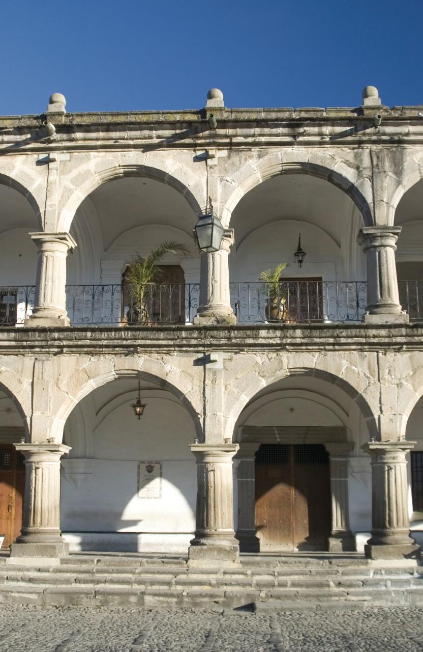 Palacio del Ayuntamiento. (© Robert lerich - Fotolia))