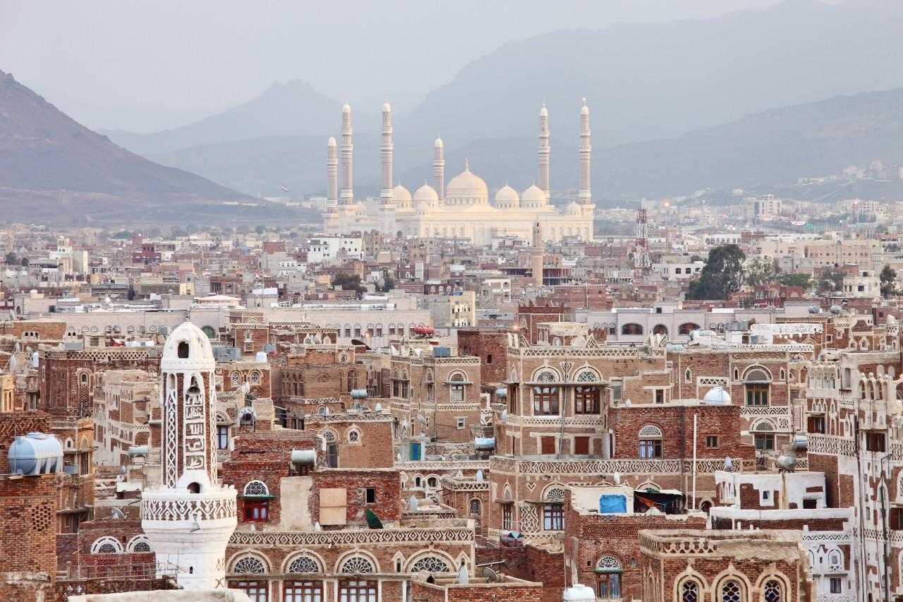 Sanaa, capitale politique du Yémen. (© zanskar))