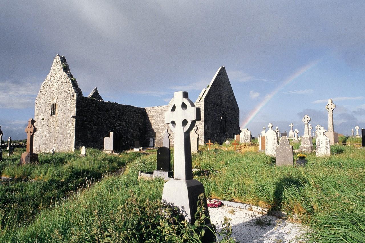Abbaye de Clare (© H.Fougère - Iconotec))