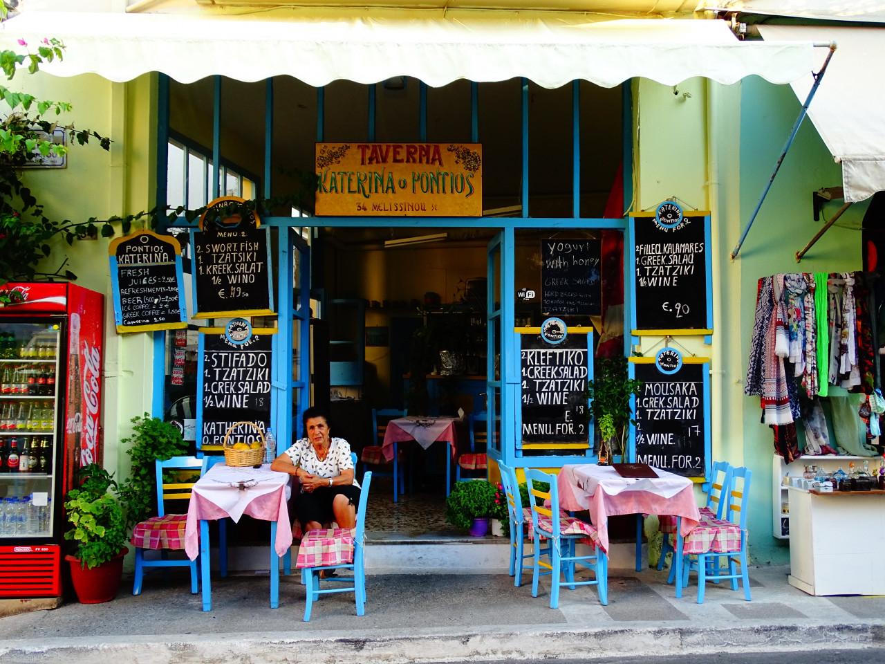 Une taverne traditionnelle. (© Pauline BOYER))