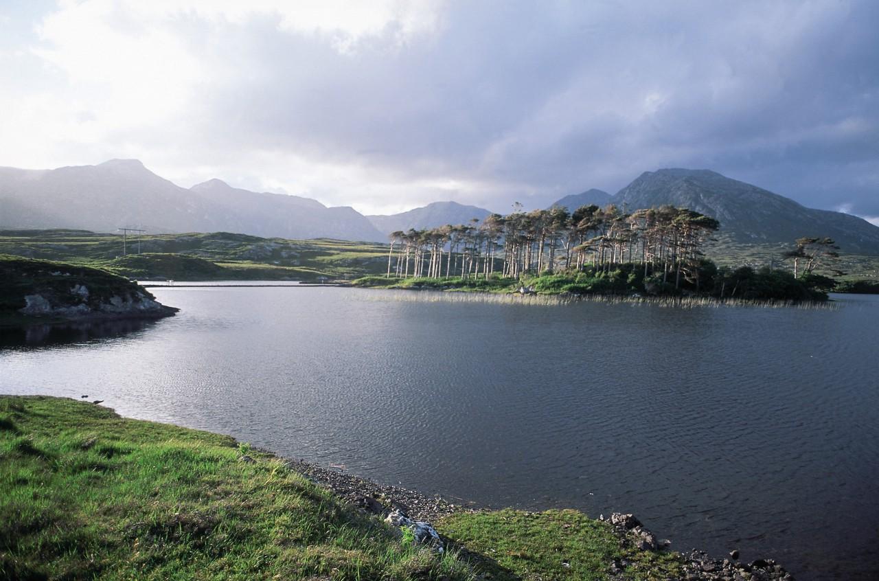 Paysage du Connemara (© H.Fougère - Iconotec))