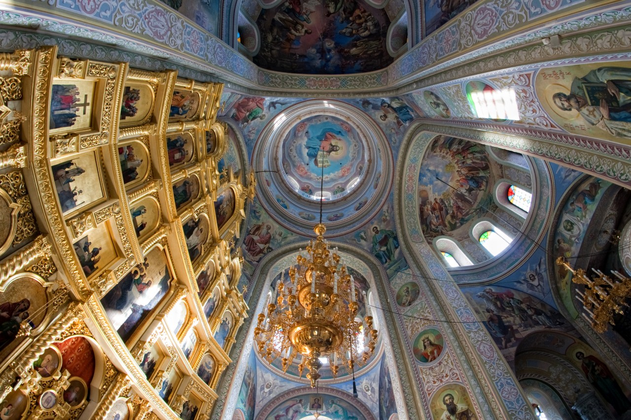 Monastère de Capriana.