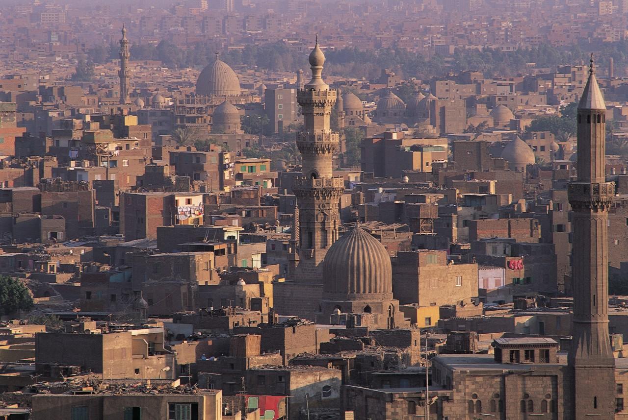 La plus grande ville du continent africain. (© Tom Pepeira - Iconotec))