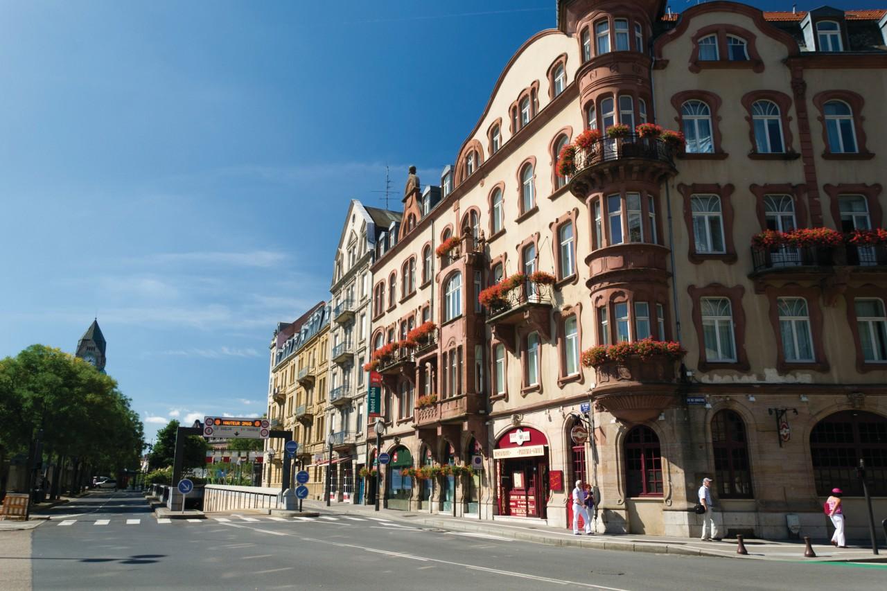 La rue Lafayette (© Nicolas Rung - Author's Image))