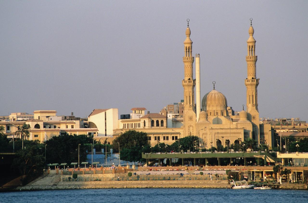 Le Caire, surnommée