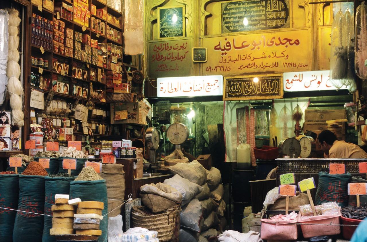 Quartier Khan el-Khalili. (© Author's Image))
