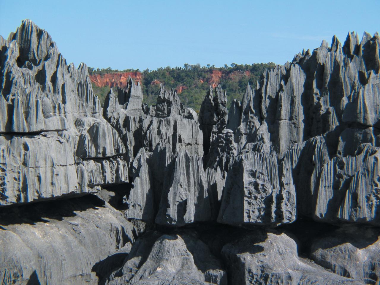 Grandes Tsingy de Bemaraha