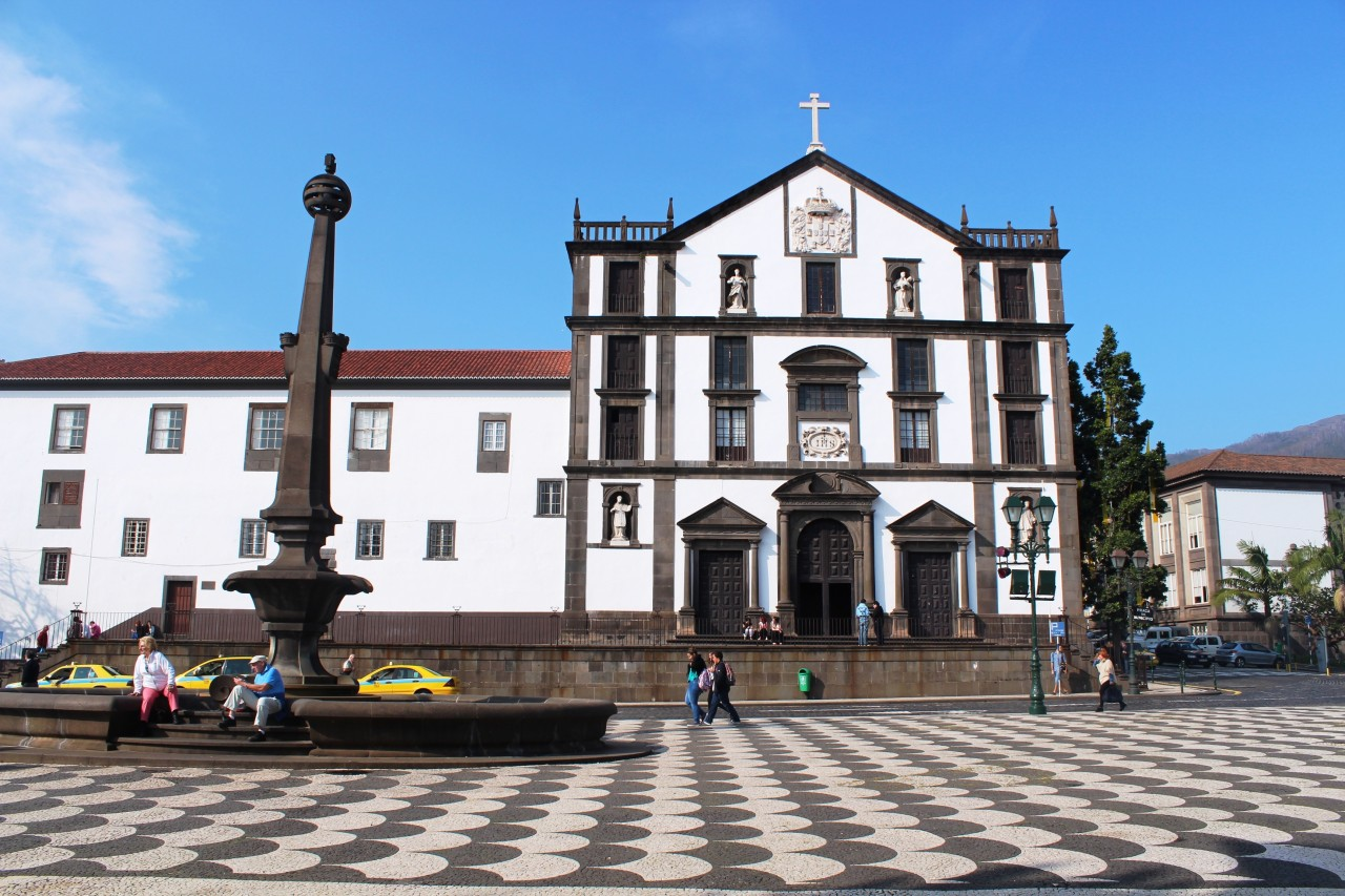 Praça do Município, Funchal.