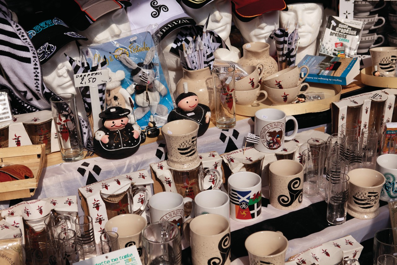 Souvenirs bretons. (© Irène Alastruey - Author's Image))