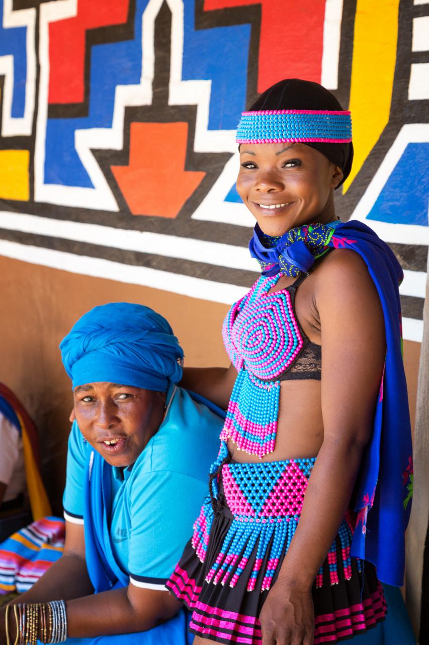 Village culturel du Lesedi. (© Jane Rix - Shutterstock.com))