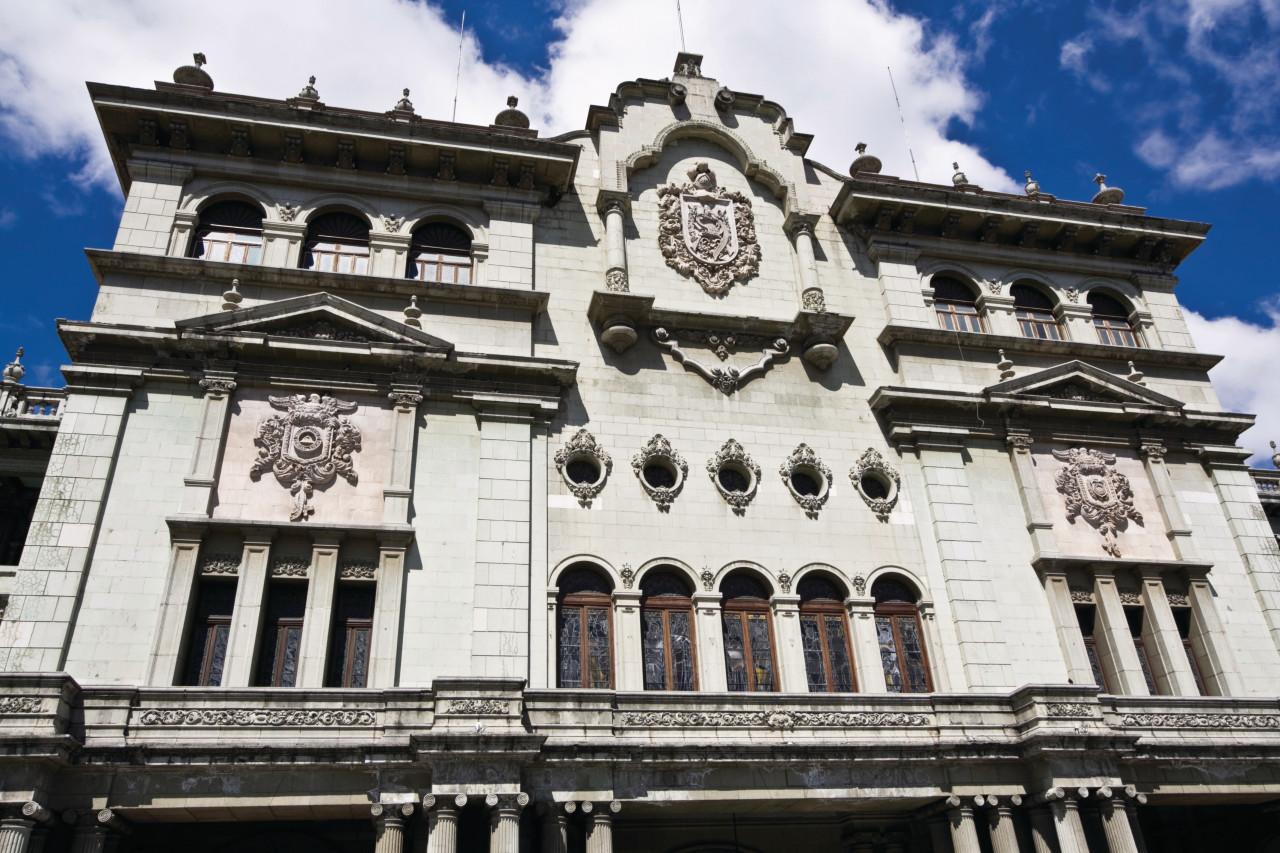 Palacio Nacional. (© benkrut - iStockphoto.com))