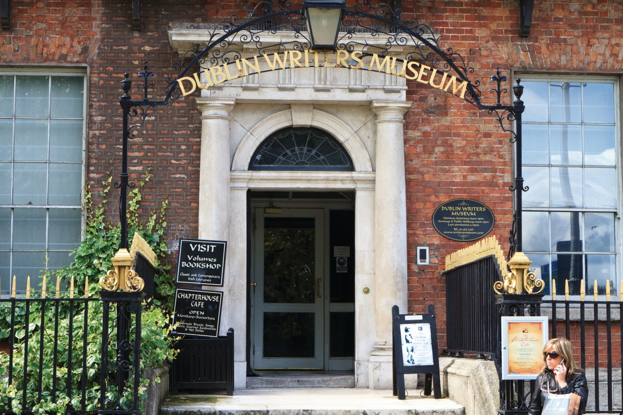Dublin Writers Museum révèle les perles des auteurs irlandais. (© Lawrence BANAHAN - Author's Image))
