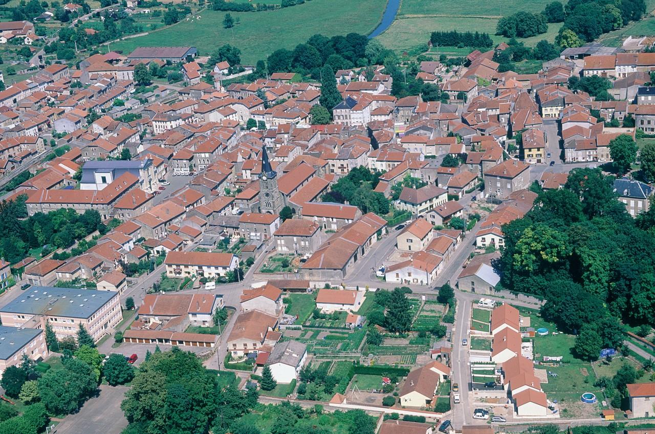 Ancienne ville fortifiée de Marsal (© ERWAN LE PRUNNEC - ICONOTEC))