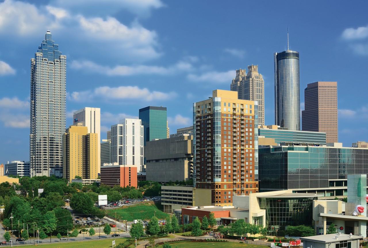 Centro de Atlanta.