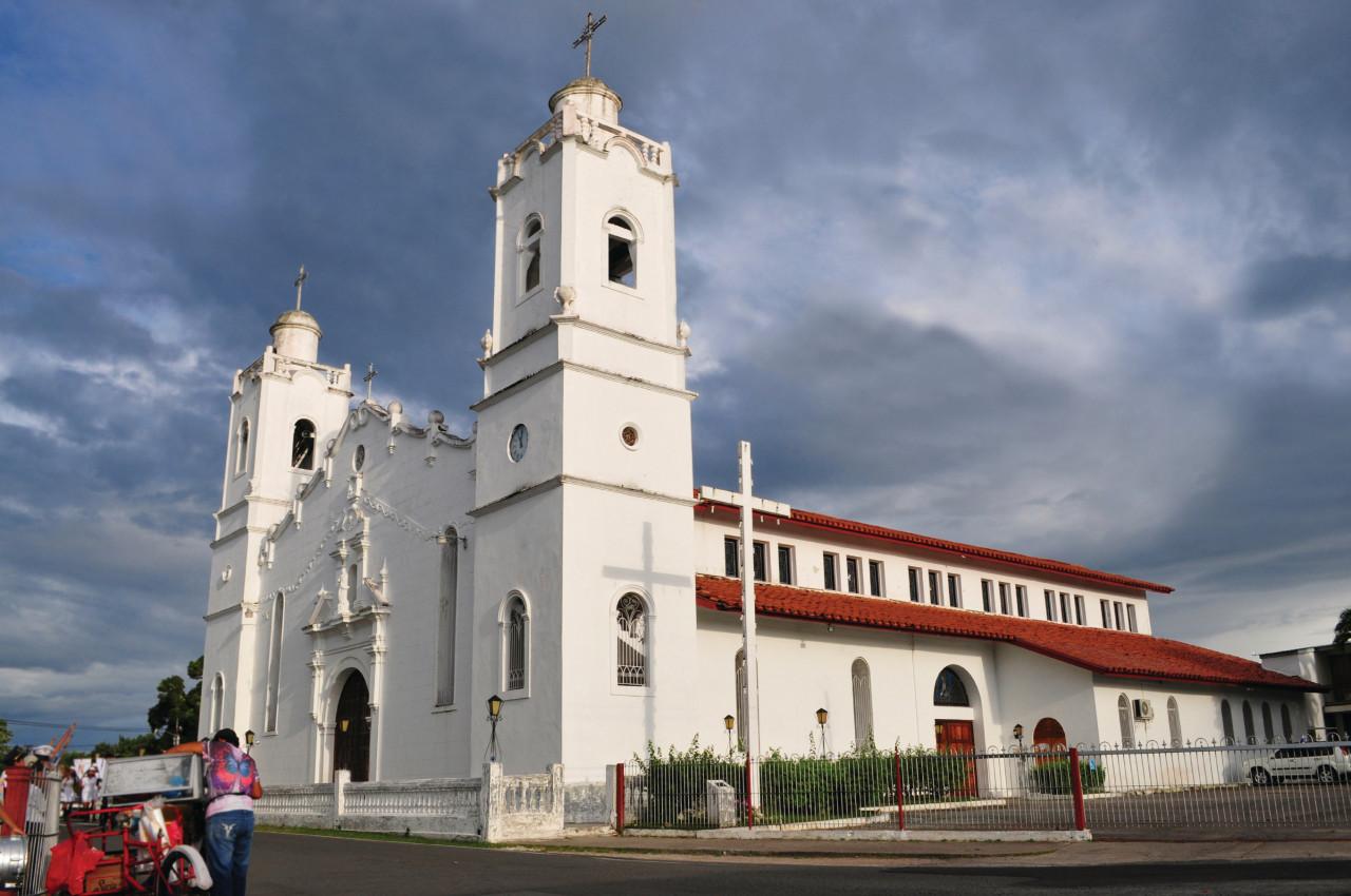 Eglise de Penonomé. (© Gualbertobecerra - iStockphoto))