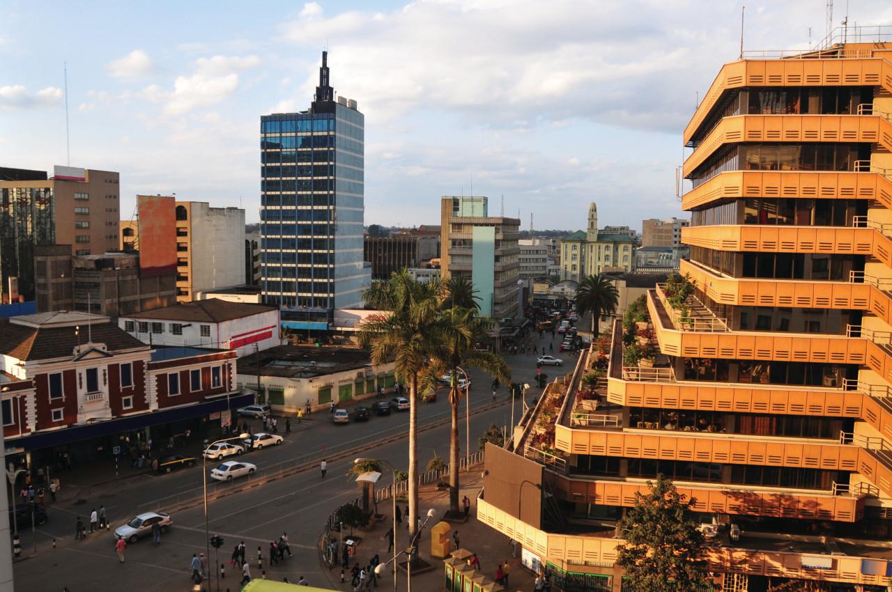 Nairobi. (© mtcurado))
