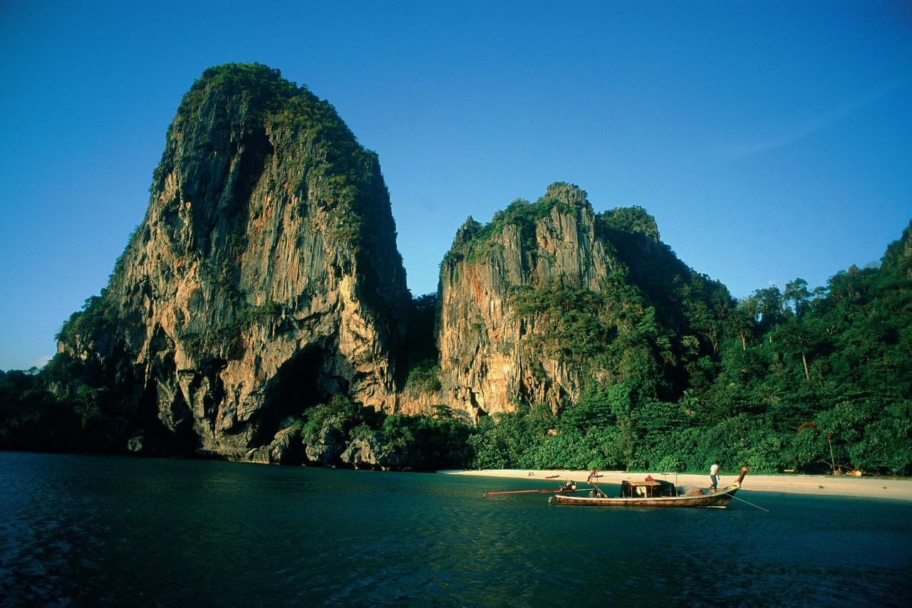 Baie de Phang Nga. (© Eric Martin - Iconotec))