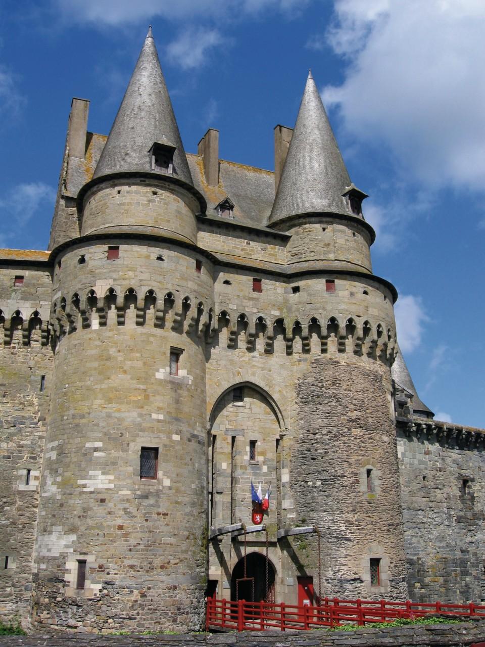 Le château-musée de Vitré. (© Lotharingia - Fotolia))