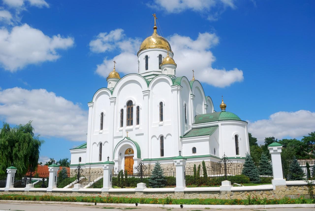 Monastère de Tiraspol.