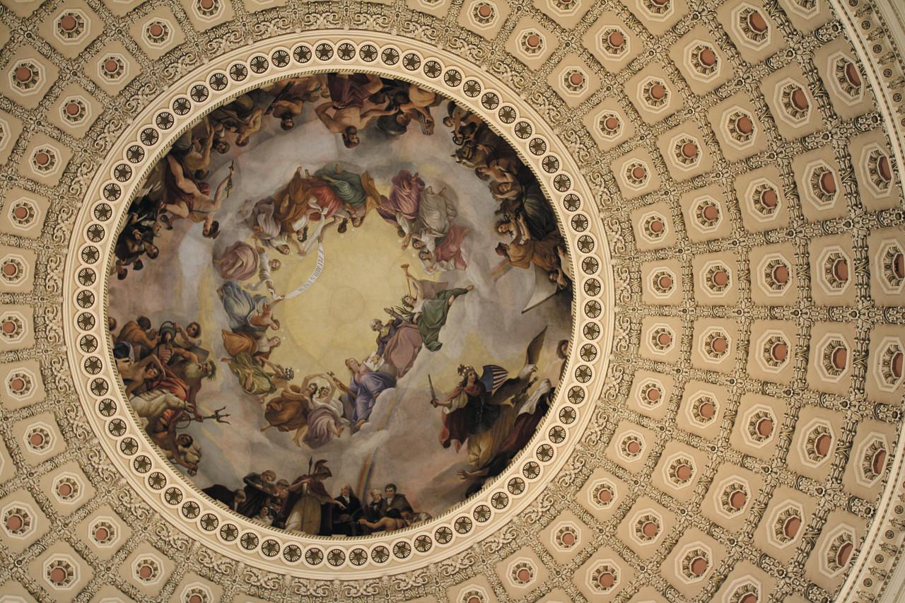 Dôme du Capitole.