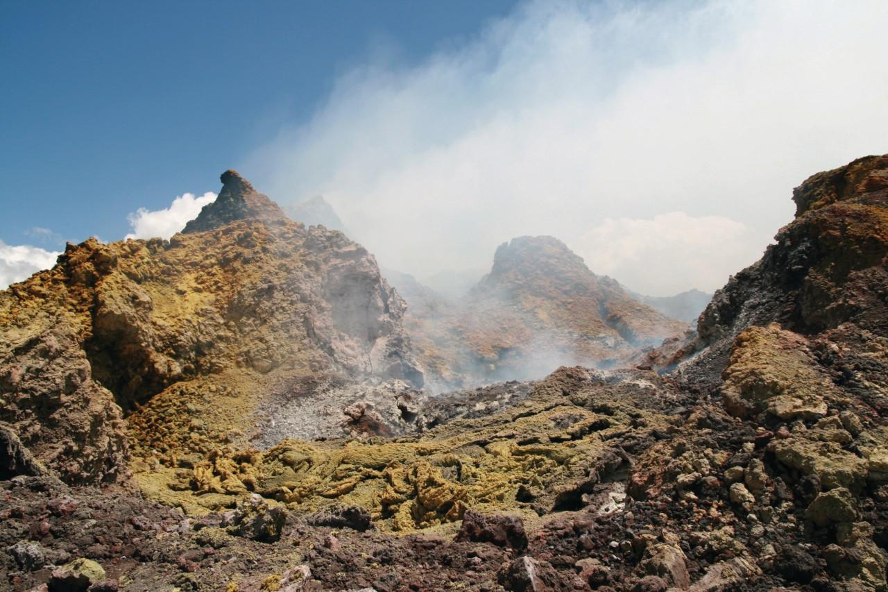 Volcan guatemalteque. (© Vulkanisator - Fotolia))