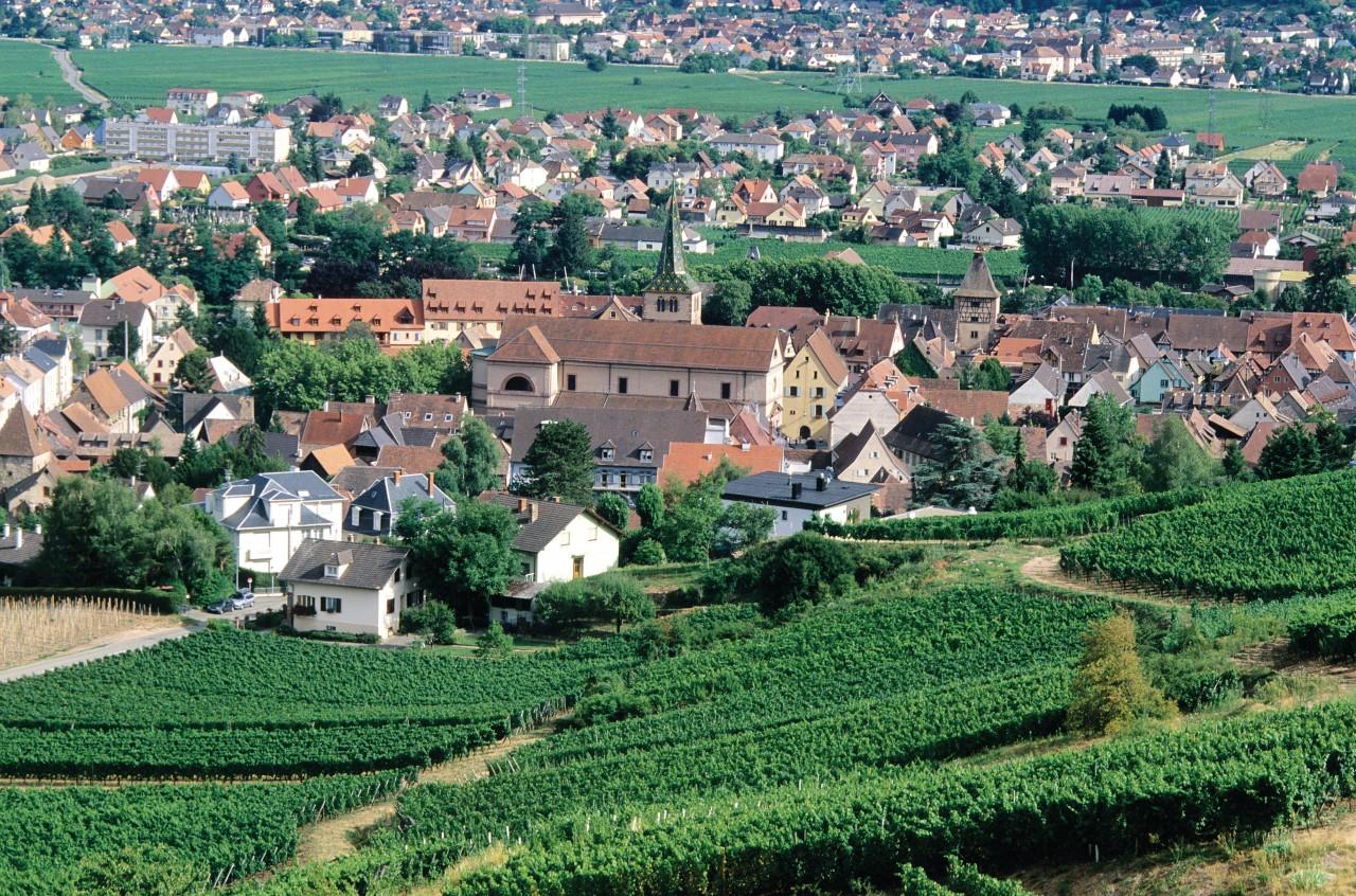 La ville de Turckheim (© Irène ALASTRUEY - Author's Image))