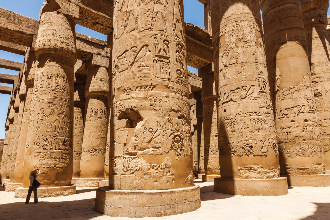 Temple de Karnak. (© ugurhan - iStockphoto.com))