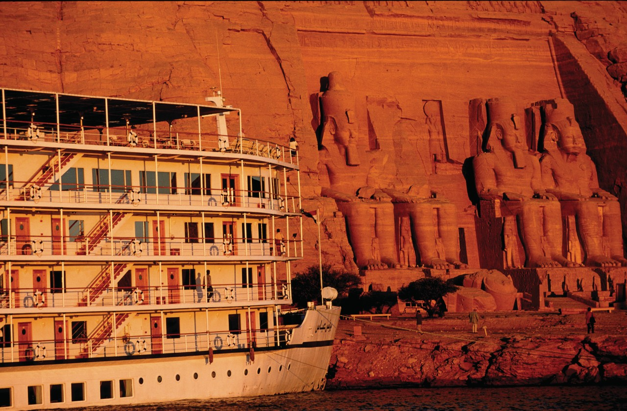 8 days on the Nile