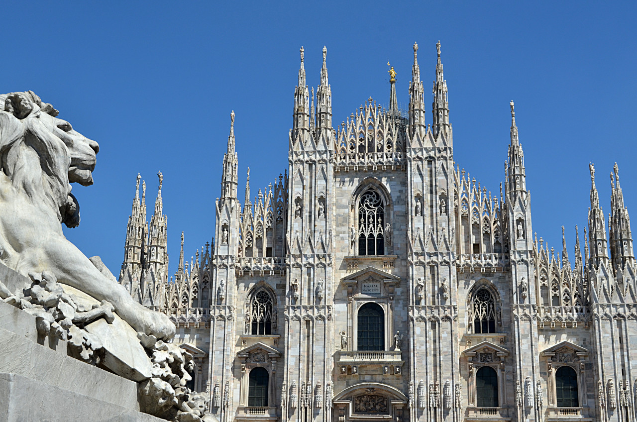 Dome of Milan.