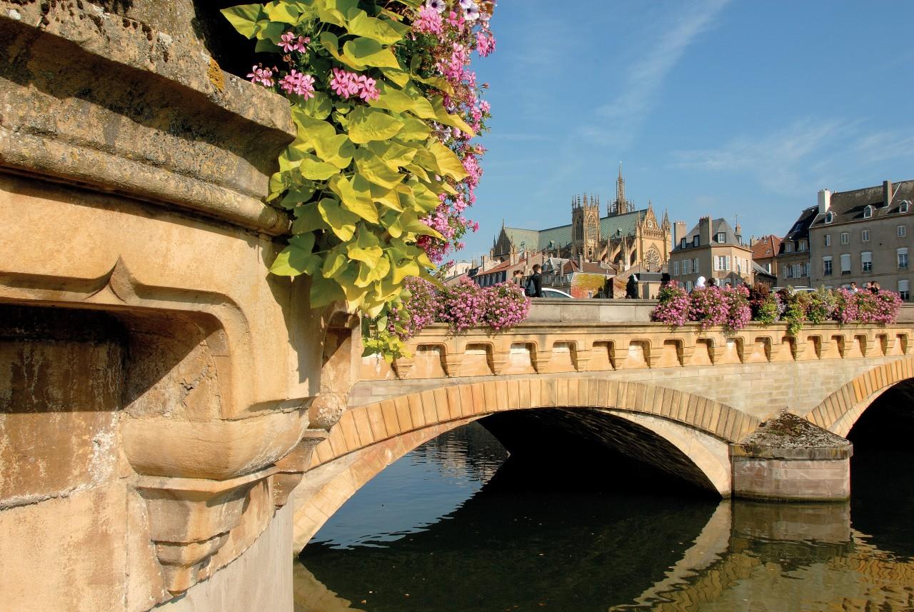Moyen Pont (© Olivier FRIMAT))