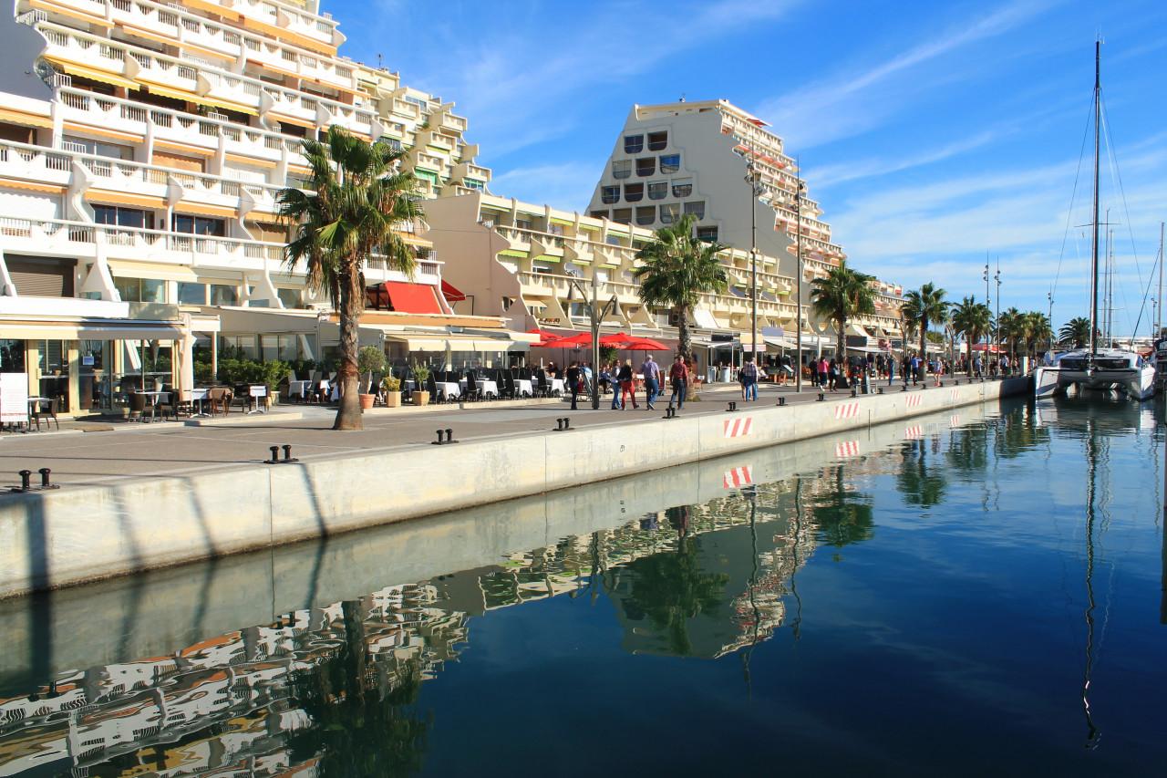 Marina de La Grande-Motte. (© Picturereflex - Shutterstock.com))