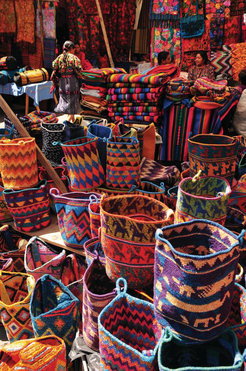 Marché de Chichicastenango. (© fgeoffroy - Fotolia))