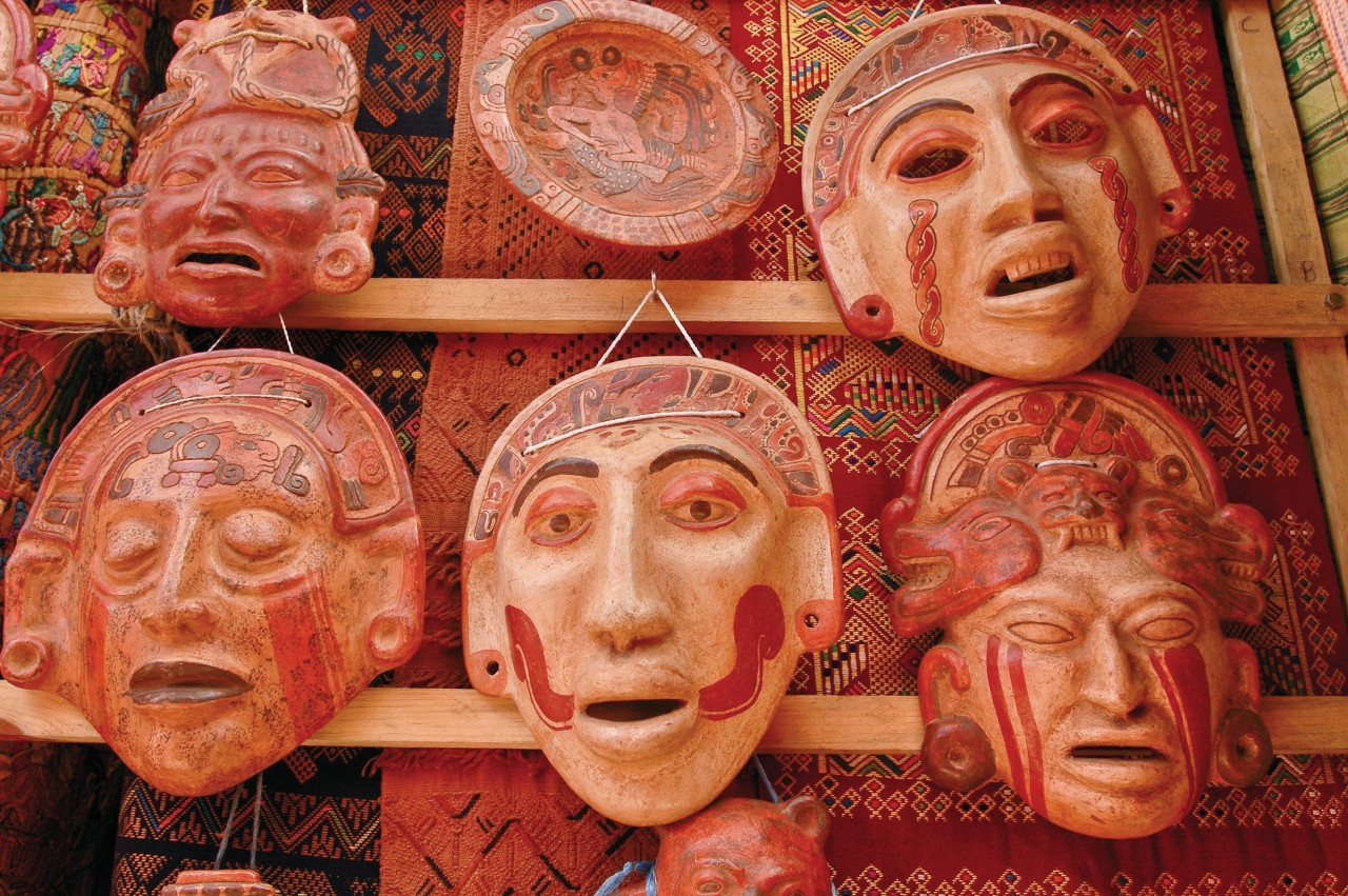 Poterie du Guatemala. (© Bernardo ERTI - Fotolia))