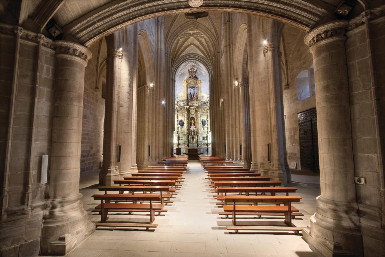 Monastère Santa María la Real. (© inakiantonan - iStockphoto.com))