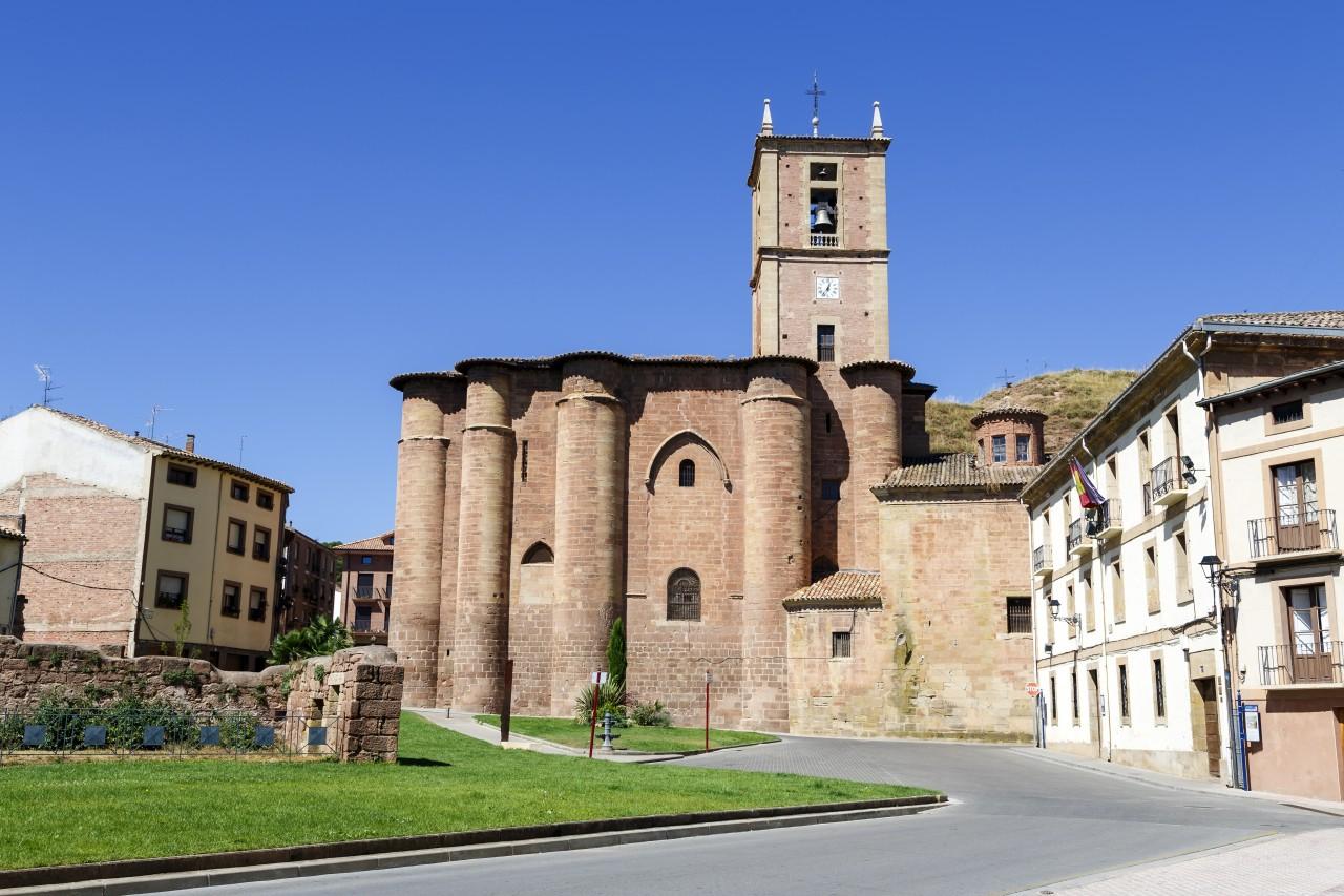 Monasère Santa Maria la Real. (© KarSol - Shutterstock.com))