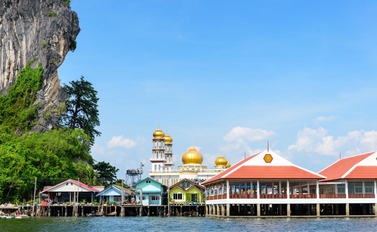 Koh Panyee. (© Yongkiet Jitwattanatam - Shutterstock.com))