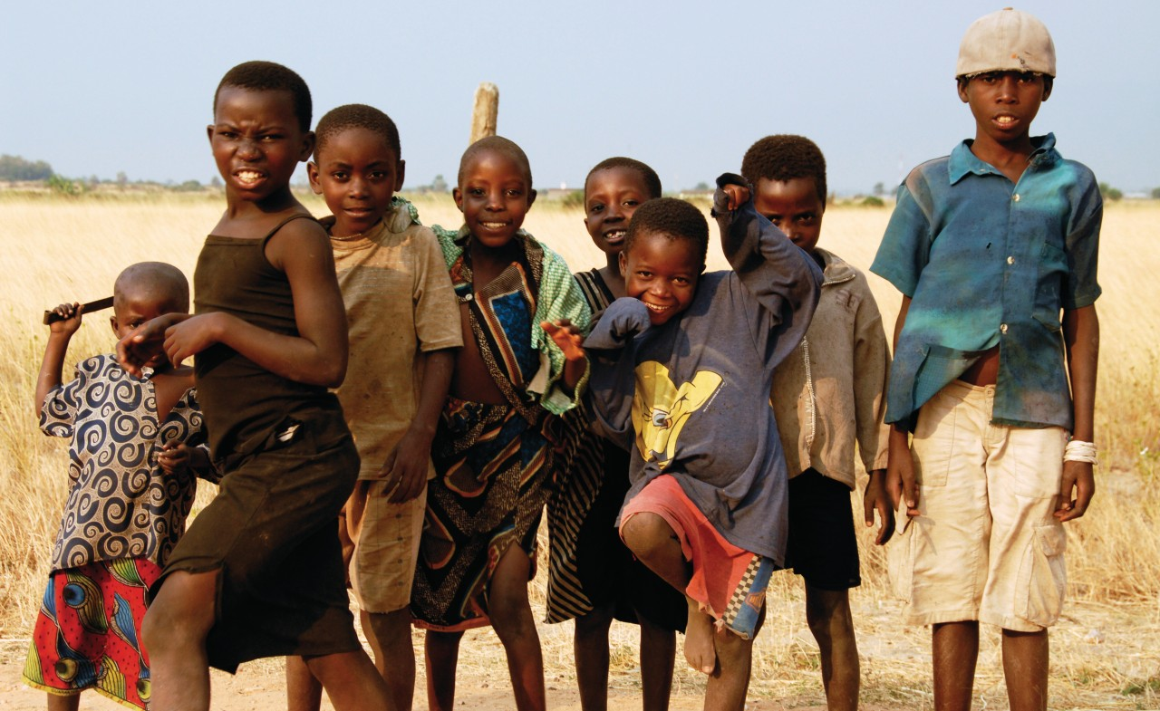 La jeunesse de Bujumbura. (© Nicolas HONOREZ))