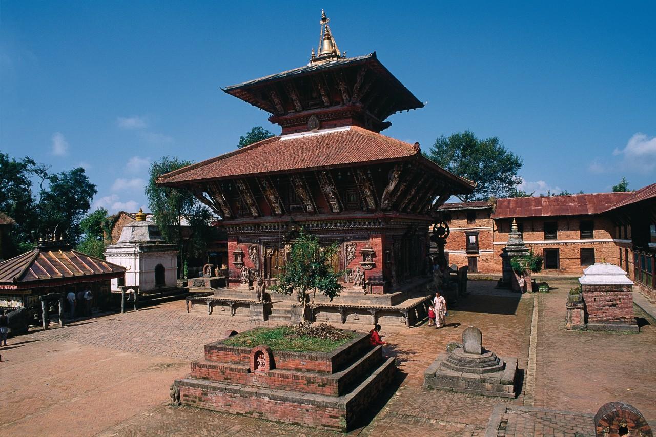 Temple de Changu Narayan. (© Author's Image))