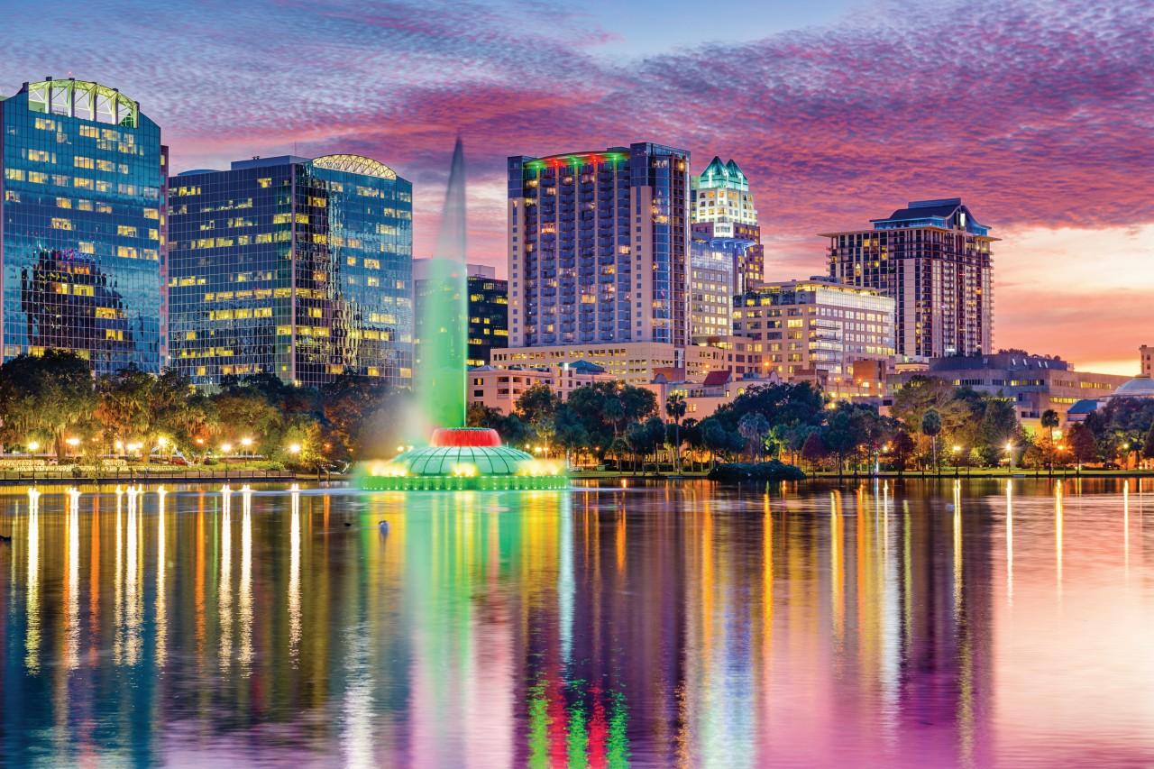 Orlando.