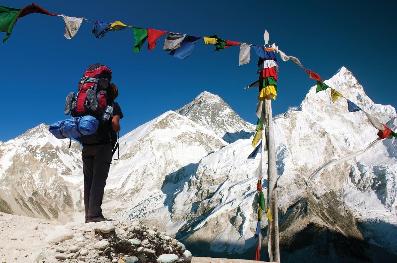 Mont Everest.