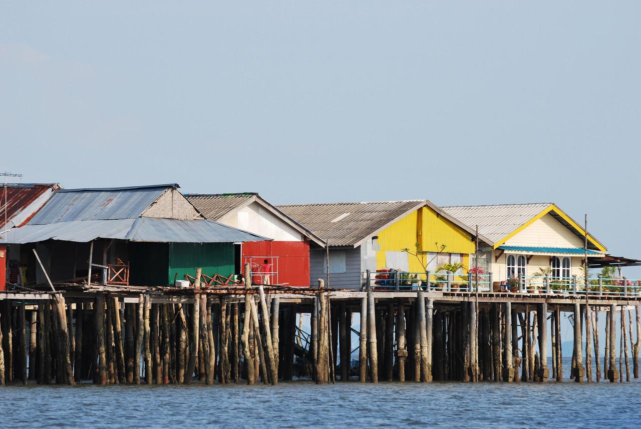Ko Panyi est un village de pêcheurs de la province de Phang Nga. (© Soradas - Shutterstock.com))