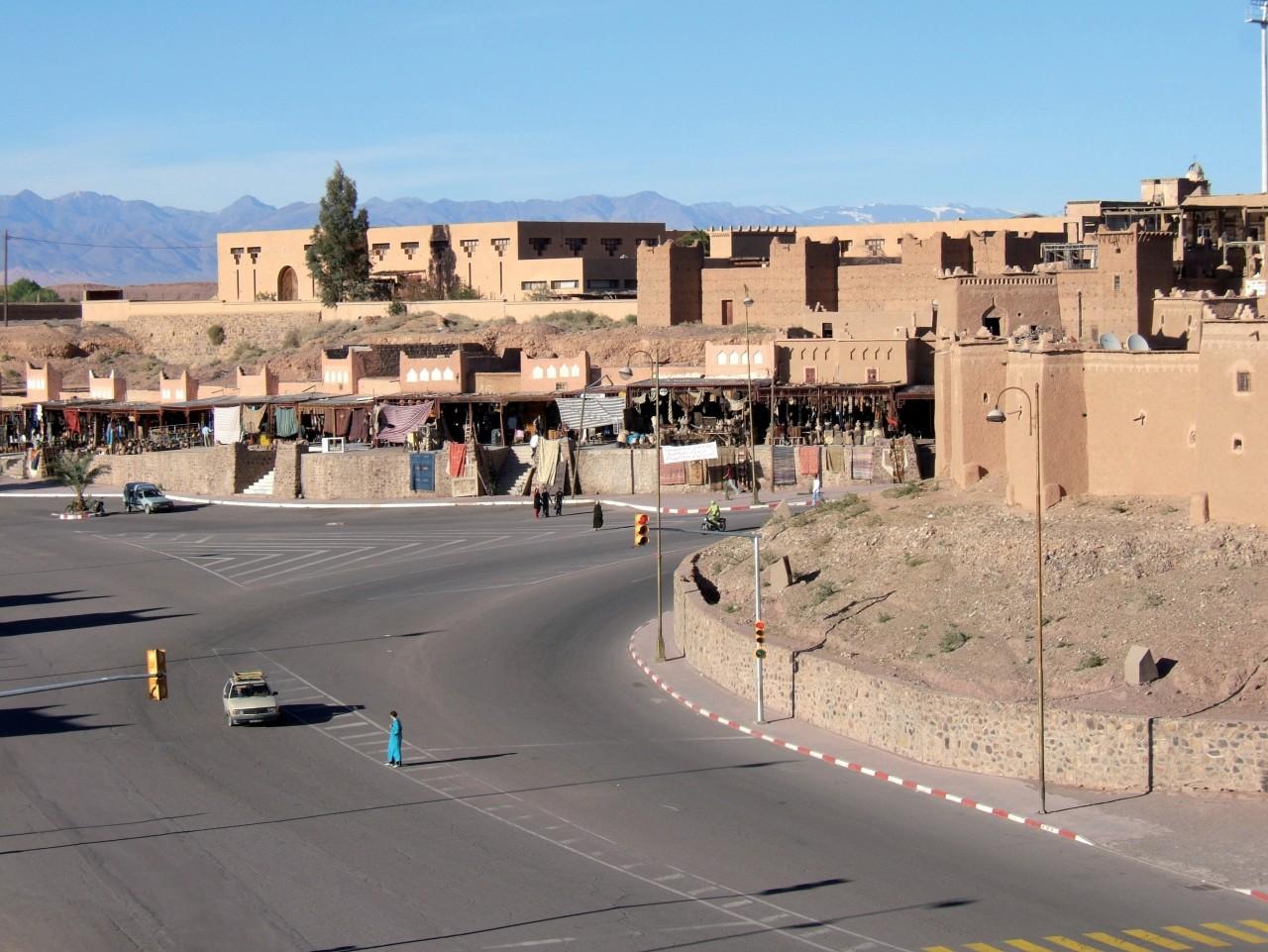 139627 ouarzazate centre ville de ouarzazate